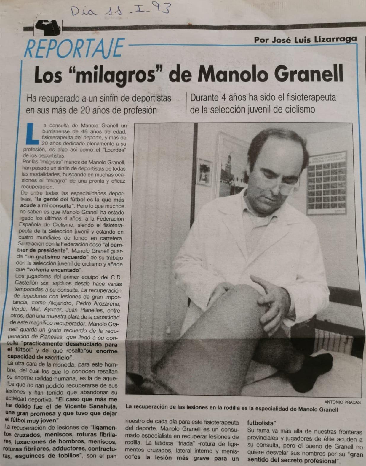 fisioterapia Castellón